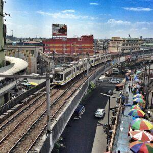 菲律賓馬尼拉捷運