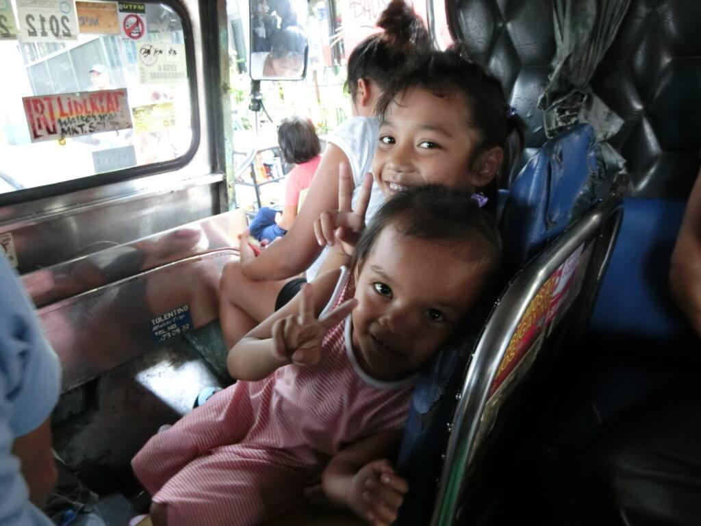 菲律賓馬尼拉小朋友