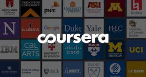 線上課程 coursera