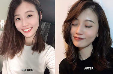 dyson airdrop before after