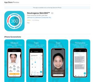 膚質檢測appp