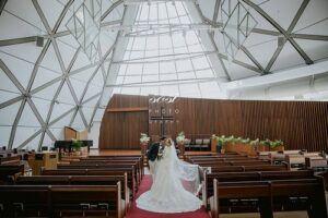 新北三芝方舟教會婚禮
