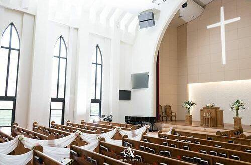 碧潭天光教堂婚禮