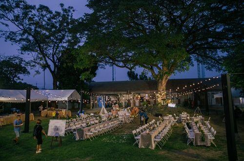 橋頭白屋婚禮
