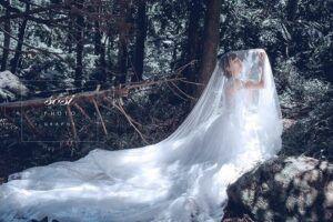 陽明山黑森林婚紗外拍