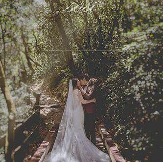 陽明山冷水坑婚紗外拍